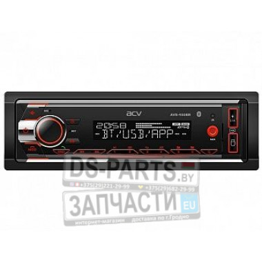 Автомагнитола с Bluetooth ACV AVS-930BR
