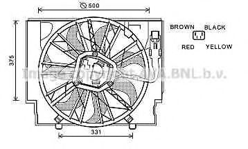 AVA QUALITY COOLING BW7529