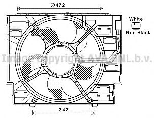 AVA QUALITY COOLING BW7536